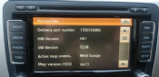 VW SKODA RNS510 FIRMWARE UPDATE  CD VERSION 5238